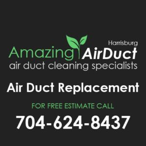 Air Duct Replacement Harrisburg NC